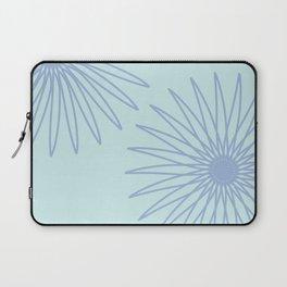 Sea Foam and Periwinkle Laptop Sleeve
