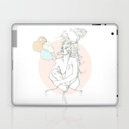 milk toast Laptop & iPad Skin