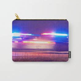 car police without tyres Carry-All Pouch