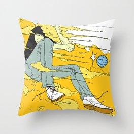 HVMR #2 Throw Pillow