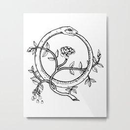 Ouroboros  Metal Print