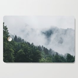 Moody Forest Cutting Board