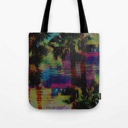Lush Avenue Dark Tote Bag
