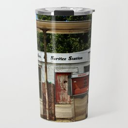 Old Service Station Travel Mug