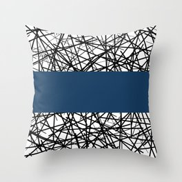lud Throw Pillow