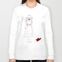 scuba Long Sleeve T-shirts featuring Scuba by Serga