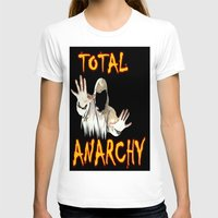 anarchy T-shirts featuring ANARCHY  by Robleedesigns