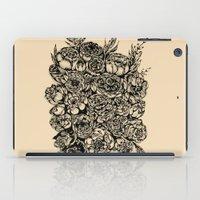 wedding iPad Cases featuring Wedding Flowers  by Felicia Atanasiu