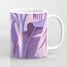 Tropical '17 - Starling [Banana Leaves] Coffee Mug