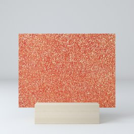 Peachy Mini Art Print