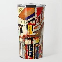 Antique San Cristobal  Travel Mug