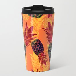 Pineapple Carnival Travel Mug