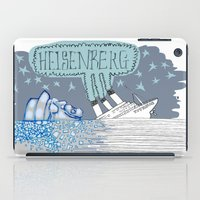 heisenberg iPad Cases featuring Heisenberg  by Jamie Clayton