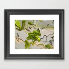 Amazonite - Abstract Framed Art Print