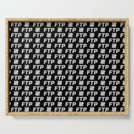 FTP x UNDEFEATED Serving Tray