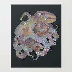 Tangled No. 4 Canvas Print