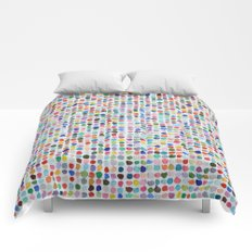Mod Dots Comforters