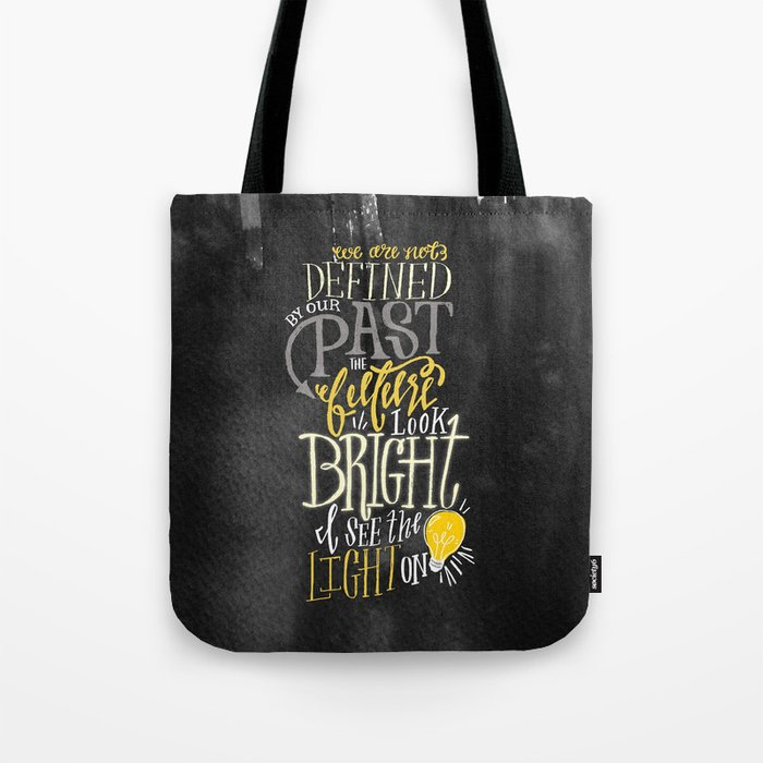 Good, Bad, Ugly [Lecrae - Anomaly] Tote Bag