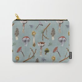 Mushroom Forest Party Carry-All Pouch