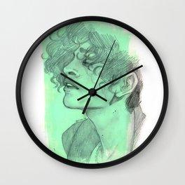 Bubblegum Punk Wall Clock