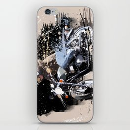 Triumph Bonneville  iPhone Skin