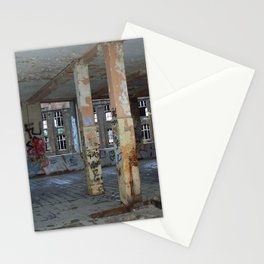 Lost in time, lost places Stationery Cards