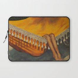 Sunny Summer Hammock Laptop Sleeve