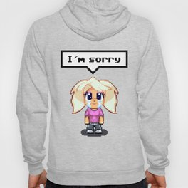 Julieta Chibi - Smile - Dialog Box - I'm Sorry Hoody