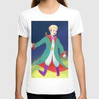 le petit prince T-shirts featuring Le Petit Prince by parkers