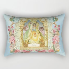 Holy cats! Rectangular Pillow