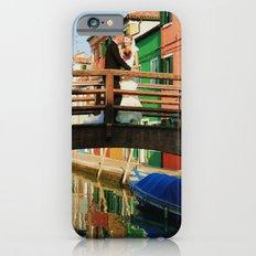 Burano Wedding iPhone 6s Slim Case