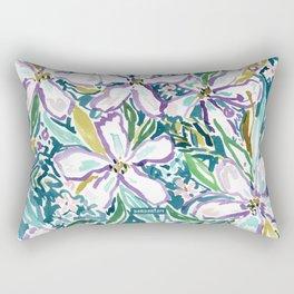 MONTEREY FLORAL Rectangular Pillow