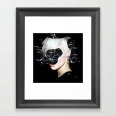 identity 4 Framed Art Print