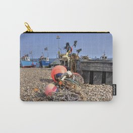 Beer Fishing  Carry-All Pouch