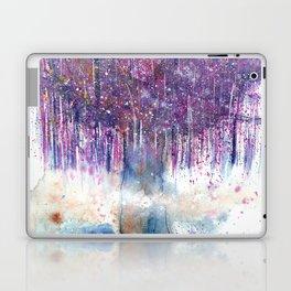 Mystical Tree Illustration Laptop & iPad Skin