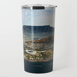 Cape Town aerial view II Travel Mug