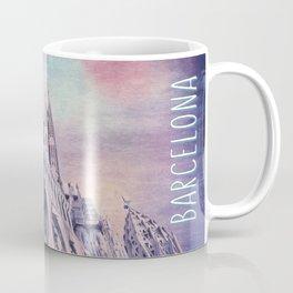 Barcelona Sagrada Familia Coffee Mug