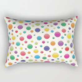 Here Comes The Early Summer Holidays Rectangular Pillow