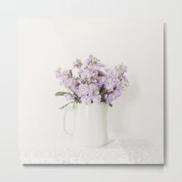 Lovely Lavender Metal Print