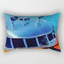 1939 Hacker-Craft Rectangular Pillow