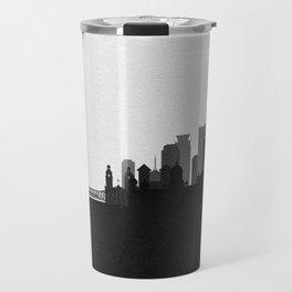 City Skylines: Kolkata Travel Mug