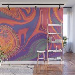 Liquid pastels  Wall Mural