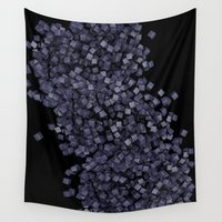 chaos Wall Tapestries featuring Chaos by Display Dezign