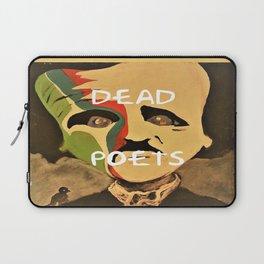 Poe, Dead Poets Art Laptop Sleeve