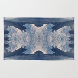 Nordic Blues Rug