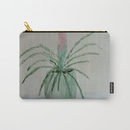 Bromeliad Plant Carry-All Pouch