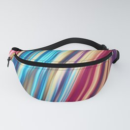 Flowing Colors 2 Fanny Pack