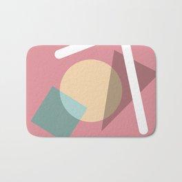 Imperfect Geometries #2 Bath Mat