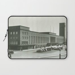 Düsseldorf - Alter Hauptbahnhof 1937 Laptop Sleeve