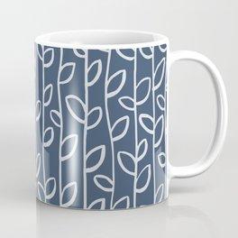 Vines . Classic Blue Coffee Mug